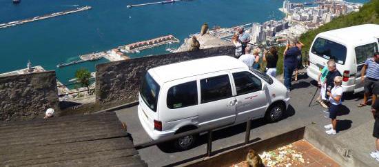 Gibraltar Taxi Image