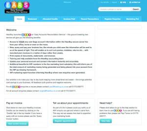 EARS Website